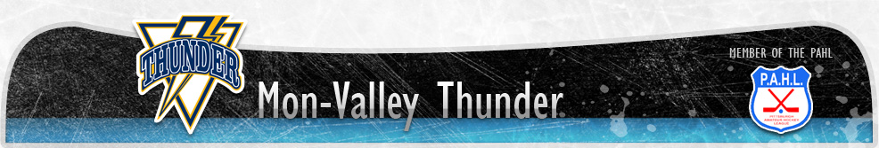 PAHL Mon-Valley Thunder